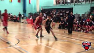 preview picture of video 'Barking Abbey vs SGS College - EABL Championship Final Highlights'