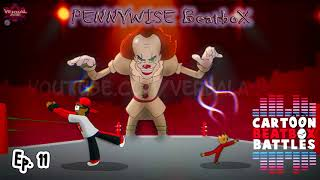 Pennywise Beatbox Solo 2 - Cartoon Beatbox Battles