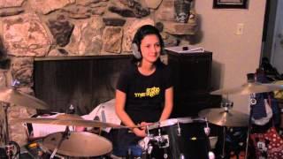 "Arctic Monkeys - ""Balaclava"" (Drum Cover by Juliette)"