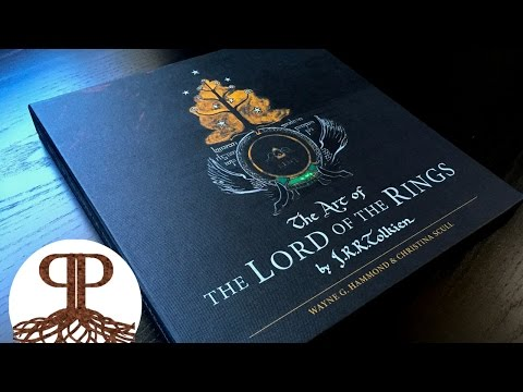 The Art of the Lord of the Rings – J.R.R. Tolkien Collection