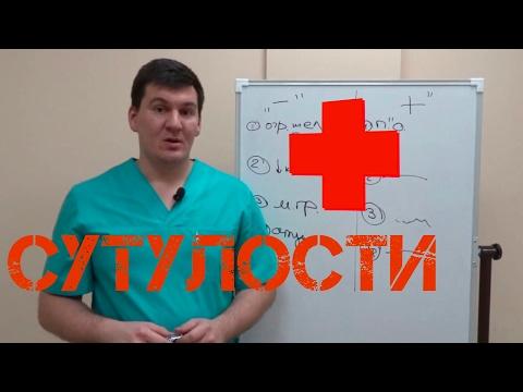 Правосторонний сколиоз грудного отдела позвоночника 3 степени