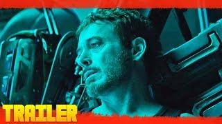 Vengadores 4 (2019) Primer Tráiler Oficial Español