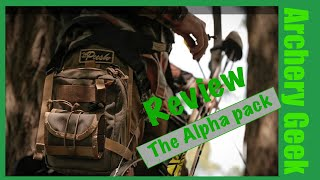 Archery Tip for Beginners :The Push Archery Hip Quiver