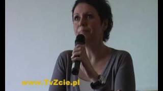 preview picture of video 'Spotkanie z Cyklu Znani i lubiani - Małgorzata Pieńkowska - MOK Zawiercie - TvZcie.pl'