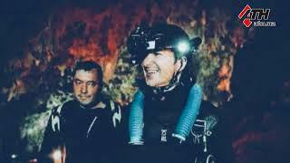 В операции по спасению детей из пещеры в Таиланде участвовал дайвер из Харькова - 11.07.2018