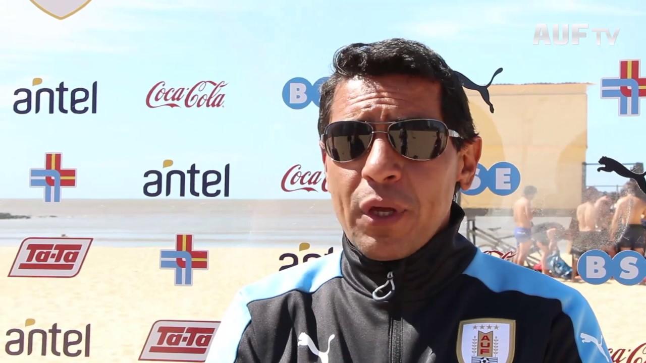 Aguirre Zabala habló de la preparación mundialista