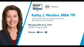 video - George Talks Business with Kathy J. Warden