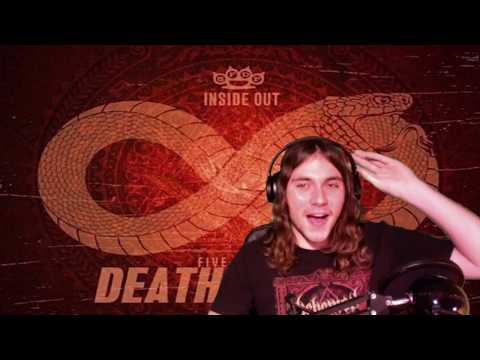 Metalhead REACTS to Inside Out by FIVE FINGER DEATH PUNCH
