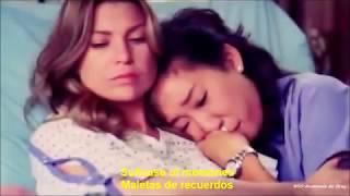BSO Anatomía de Grey -Time after time - Eva Cassidy (sub español ingles)