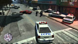 LCPD:FR Police Chase Compilation