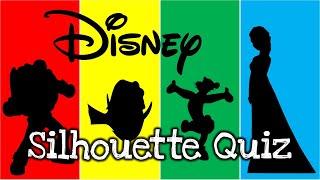 Guess the Disney Character | Disney Quiz
