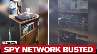 ISI-Backed Spy Network Busted In Mumbai | Republic TV Accesses Full Details - Download this Video in MP3, M4A, WEBM, MP4, 3GP
