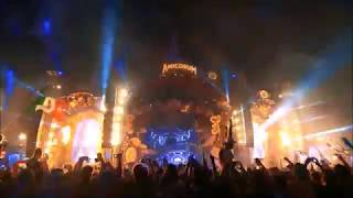 Armin Van Buuren live at Tomorrowland 2017 - This is a Test (Arkham knights remix)