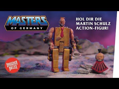 Die Martin Schulz Action-Figur
