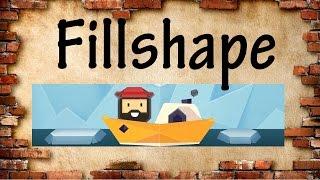 Fillshape - головоломка на Андроид, которая не даст заскучать!
