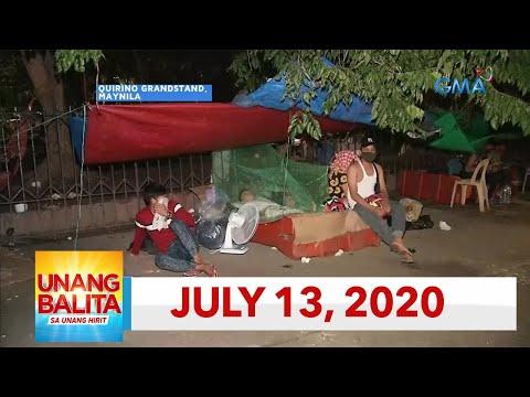[GMA]  Unang Balita sa Unang Hirit: July 13, 2020 [HD]