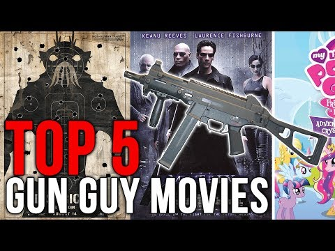 Top 5 Gun Guy Movies: The Best Gun-Action Films