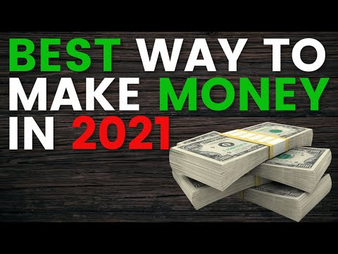 The BEST WAY TO Make Money Online 2021 - $1000 Commissions