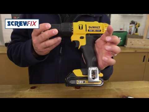 DeWalt DCD776S2T-GB 18V 1.5Ah Li-Ion   Cordless Combi Drill