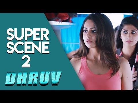 Dhruv -  Super Scene 2 | Hindi Dubbed | Ram Charan | Arvind Swamy | Rakul Preet Singh
