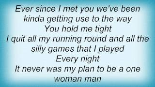 Joe Nichols - I'm Not That Kind Of Guy Lyrics
