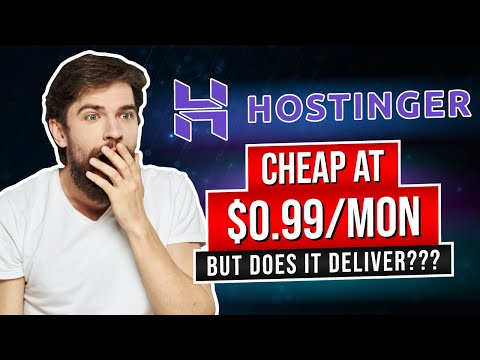 Hostinger Review : Does this Host have the Most?