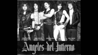 ANGELES DEL INFIERNO - Sombras en la oscuridad (En Vivo - 1984-05-31)