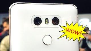 Новый смартфон LG G6 с экраном 18:9 - восторг?