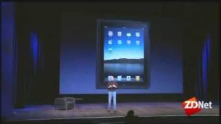 Jobs reveals iPad 2 Smart Cover
