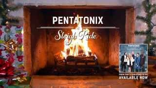 [Yule Log Audio] Sleigh Ride - Pentatonix