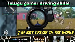 Best driver in the world Ft. TG ramesh | watch till end | abiMANyU yt