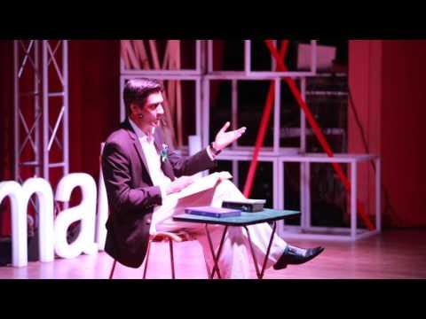 Urdu Adab Ka Aik Mazahiya Safar   Taimur Rehman   TEDxIslamabad