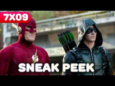 Arrow 7x09 [ElseWorlds, Part 2][Sub Español][descargar