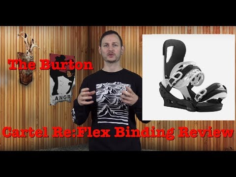 The 2019 Burton Cartel Re:Flex Snowboard Binding Review