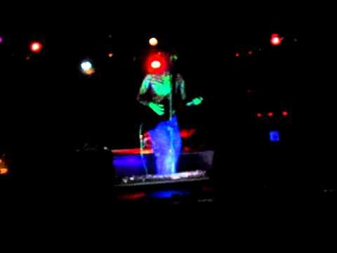 "Mechanical Death playing ""SLEEP""  live at the Cheyanne Saloon, las vegas NV"