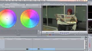 Final Cut Pro Tutorial Basic Color Correction: White Balance And Color Matching