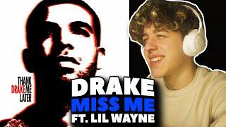 Drake - Miss Me ft. Lil Wayne REACTION! [First Time Hearing]