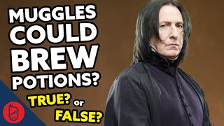 J Vs Ben: ULTIMATE Potions Harry Potter Trivia Quiz