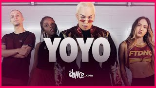 YoYo   Gloria Groove Ft. IZA | FitDance TV (Coreografia Oficial) Dance Video