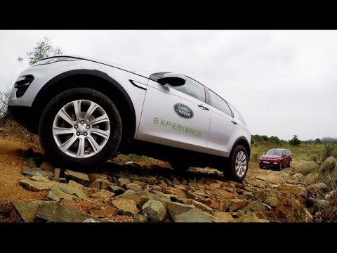 Land Rover Experience | Hyderabad
