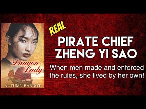 Dragon Lady Book Trailer