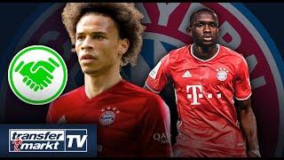 Sané-Transfer zu Bayern fix - Auch Kouassi hat unterschrieben | TRANSFERMARKT