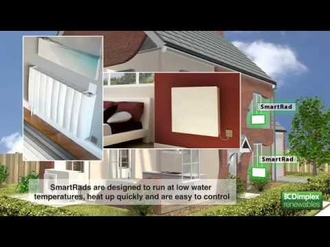 Dimplex – korzyści z zastosowania powietrznej pompy ciepła - zdjęcie