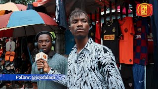 Is this how Naira Marley sang 'SOAPY'? #BoyWithTheMic