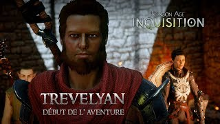 Trevelyan mage introduction FR lore version