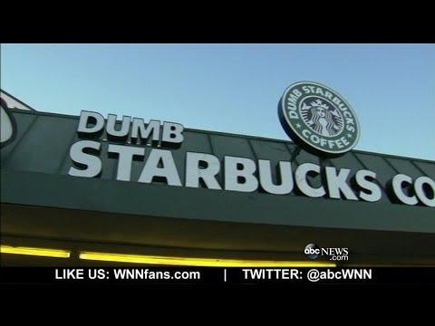 Váš Nathan – Pitomý Starbucks