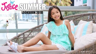 JUSTICE SUMMER LOOKBOOK!