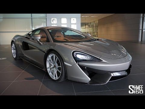McLaren 570S - Introduction Walkaround