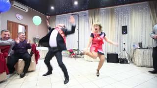 Свадьба! Танец свидетелей!