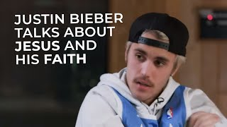 Justin Bieber Said He's Obeying Jesus Now!
